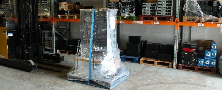 Symmetra 12 KVA packed for shipping